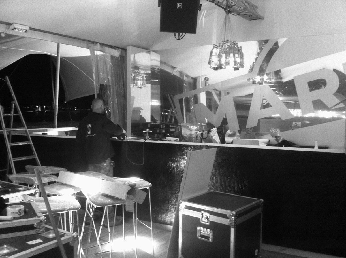 Experience prod fabrication salons cannes festival du for Salon cannes