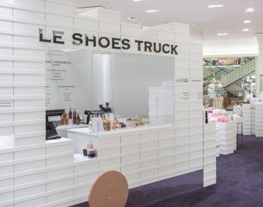 La Chaussure – Le Bon Marché